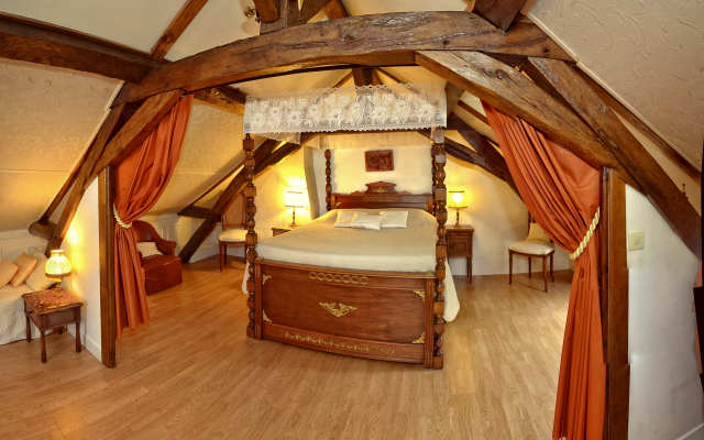 bed & breakfast Suite ' du chevalier ' argentier du roy